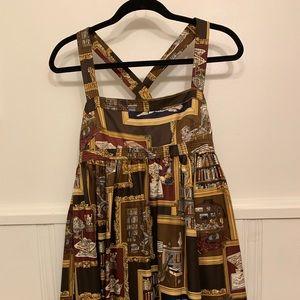 JCREW Collection Empire Waist Dress • EUC